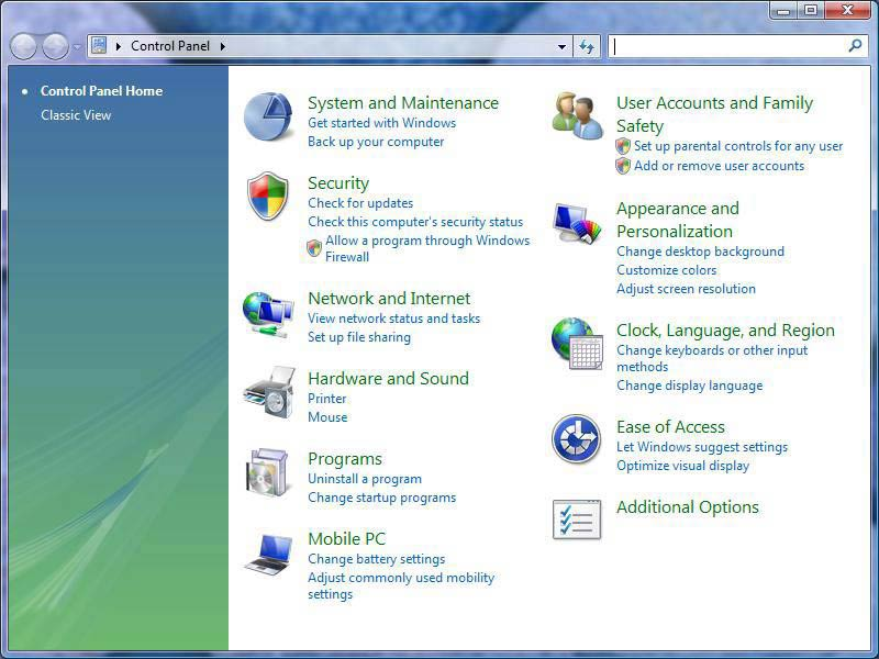 Windows Vista - Screenshot 4